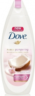 Dove sprchový gel Purely Pampering Coconut Milk & Jasmín 250 ml