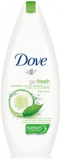 Dove sprchový gel Go Fresh Touch 250ml