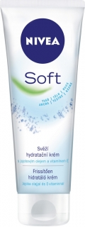Nivea krém Soft tuba 75 ml