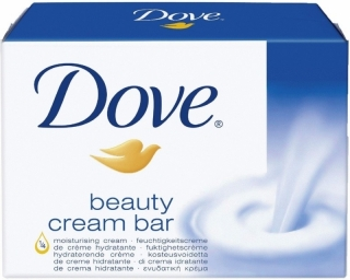 Dove tuhé mýdlo Beauty Cream 100 g