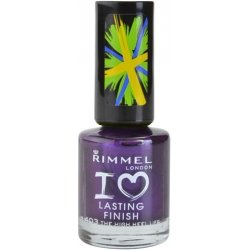 Rimmel lak na nehty 403 I Love Lasting Finish 8ml